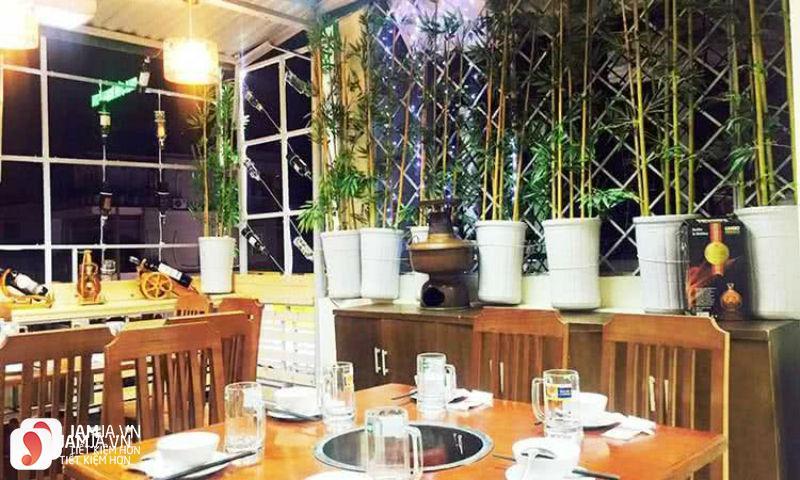 nhà hàng lẩu nấm Gia Khánh 2