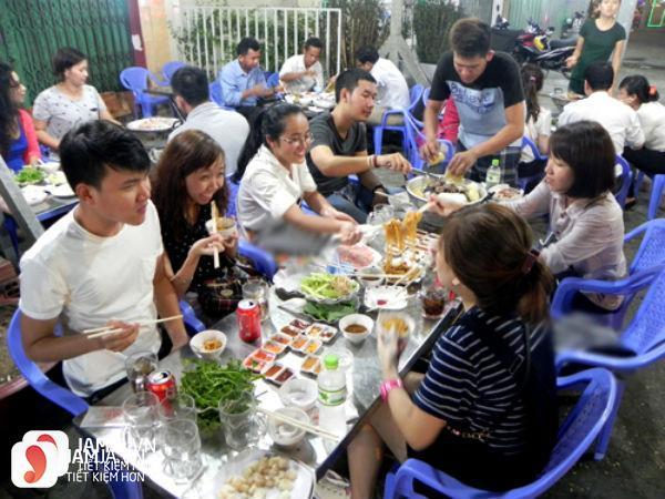 Quán lẩu nướng Thái Lan Poipet 7 ảnh 1
