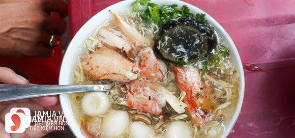 Quán súp cua bong bóng cá Cô Lan 4