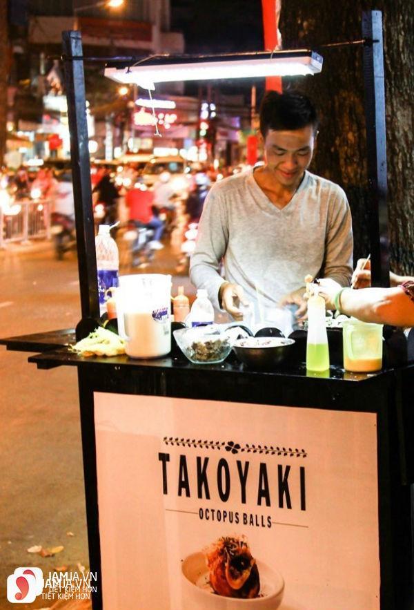 Quán Takoyaki 1