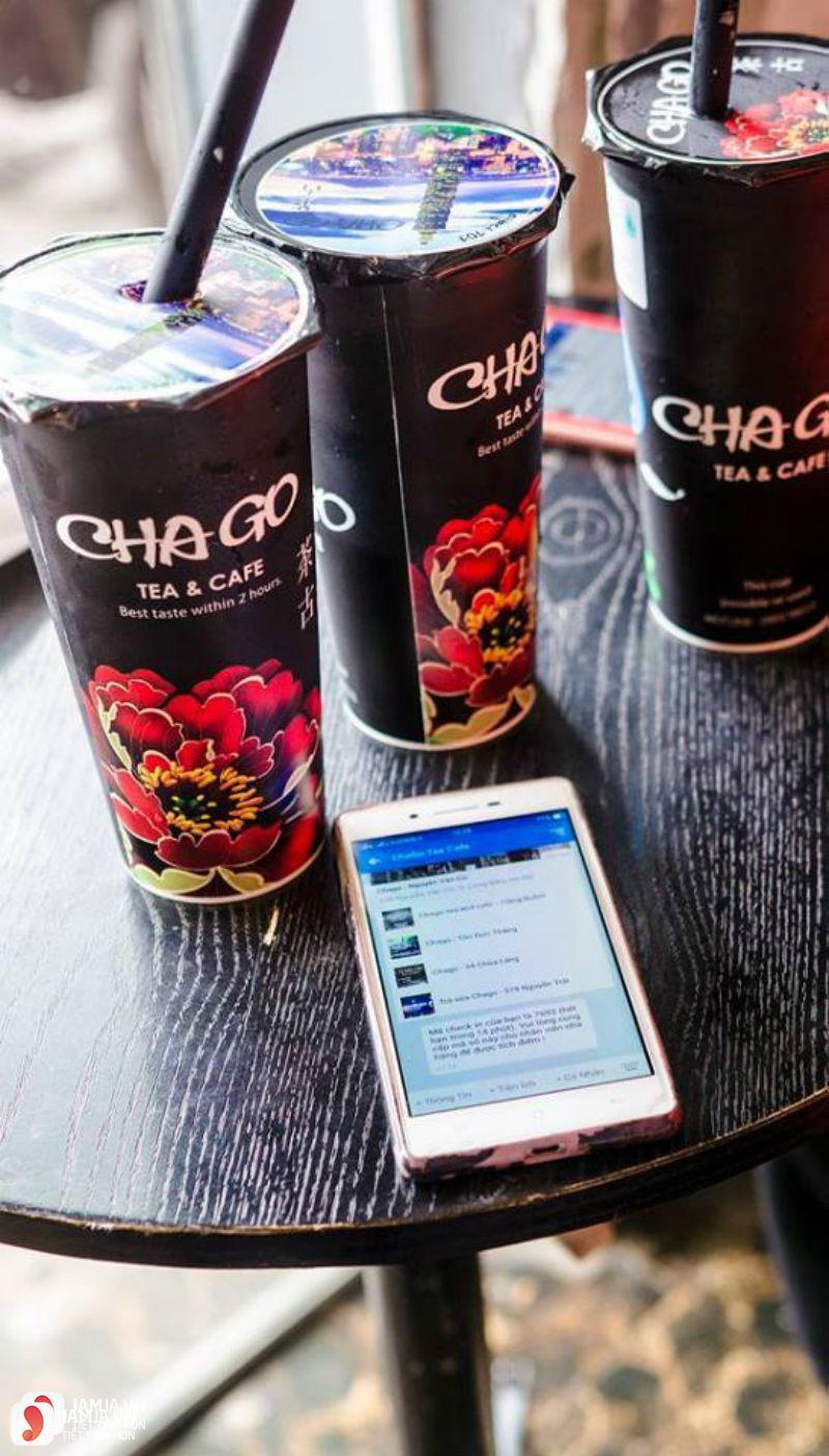 Trà sữa Chago - Hàng Buồm 16