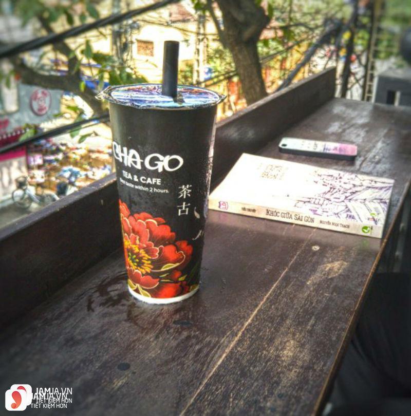 Trà sữa Chago - Hàng Buồm 14