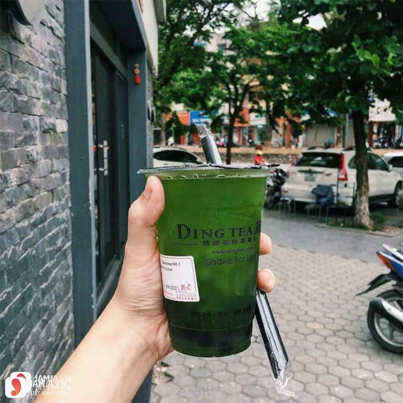 Trà sữa Ding Tea - Tô Hiệu 9