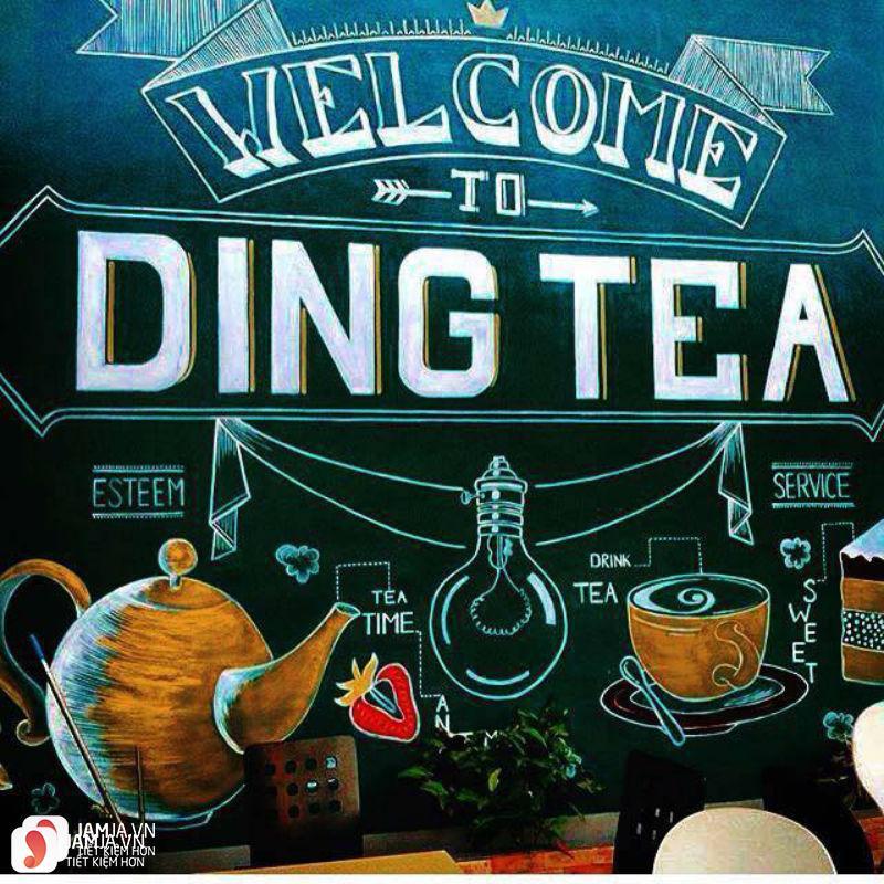 Trà sữa Ding Tea - Tô Hiệu 1