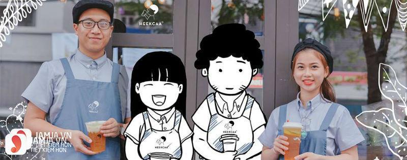 Trà sữa Heekcaa - Lý Thường Kiệt1