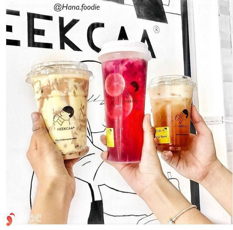Trà sữa Heekcaa - Lý Thường Kiệt 10