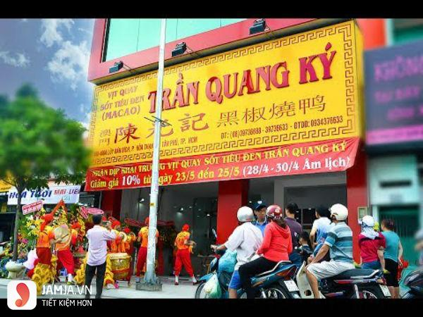 QuánTrần Quang Ký