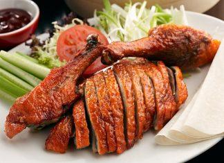 quán vịt ngon ở Hà Nội
