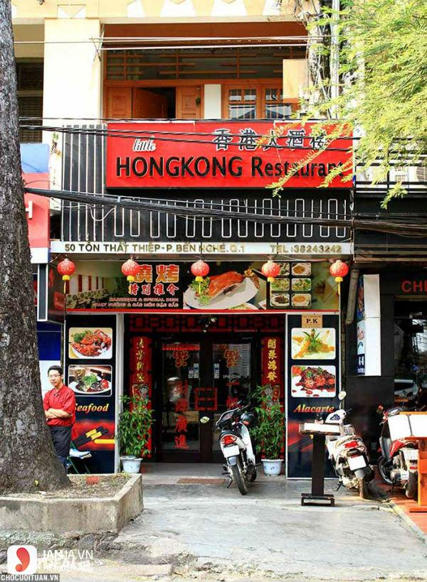 Quán Vịt quay Bắc Kinh Little Hồng Kông