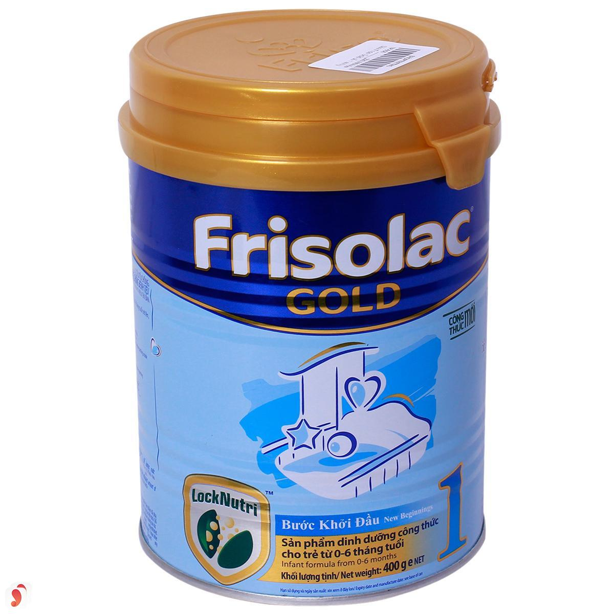 review chi tiết Frisolac Gold 1 1