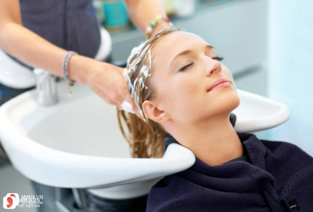 Review mặt nạ dưỡng tóc Argan Oil Protein Magic Complex Hair Mask 4