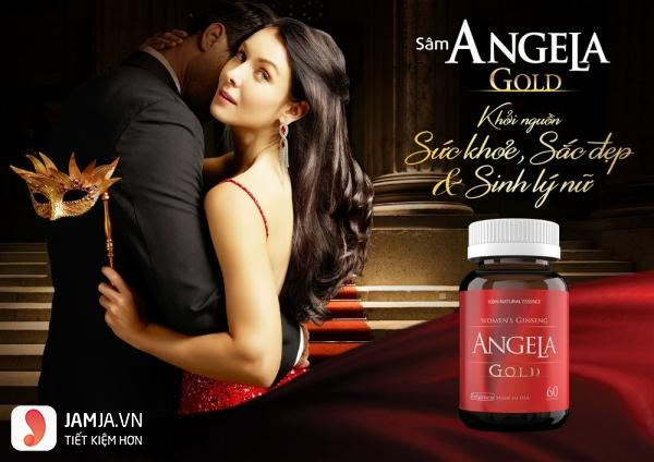MuaSâm Angela Gold ở đâu chính hãng?