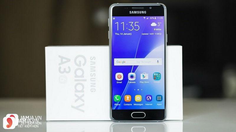 Samsung Galaxy A3 ảnh 1