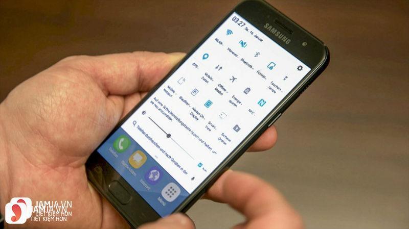 Samsung Galaxy A3 ảnh 4