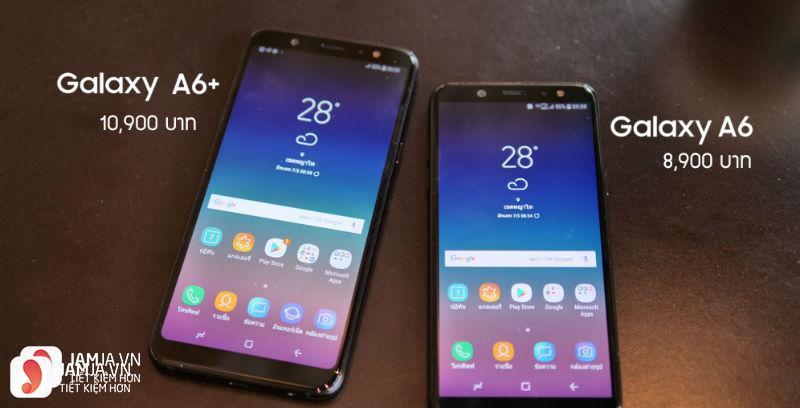 Samsung Galaxy A6/A6+ ảnh7