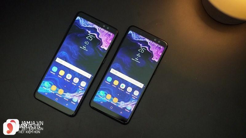 Samsung Galaxy A6/A6+ ảnh4
