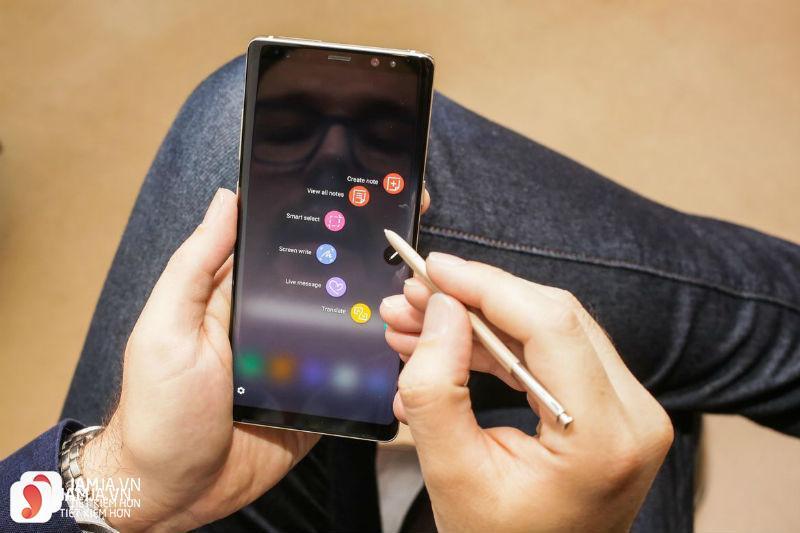 Samsung Galaxy Note 8 ảnh4