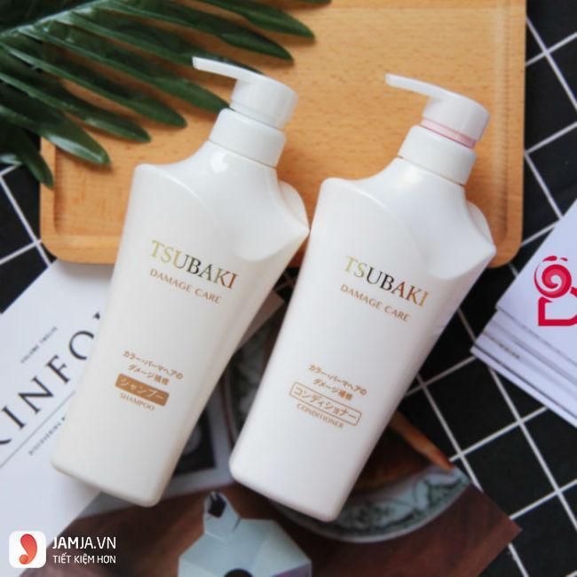 ShiseidoTsubaki Damage Care -Tsubaki màu trắng ảnh1