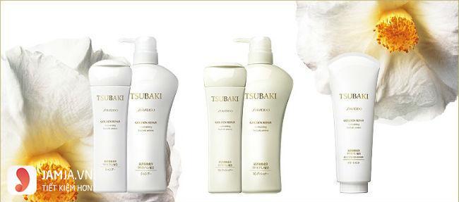 ShiseidoTsubaki Damage Care -Tsubaki màu trắng ảnh4