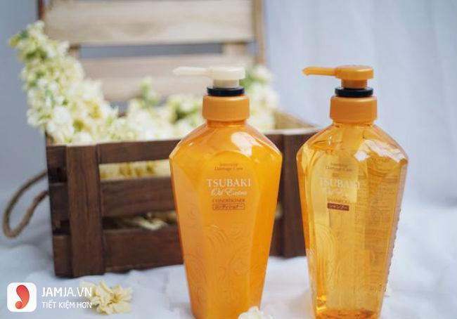 Shiseido Tsubaki Head Spa -Tsubaki màu vàng ảnh1