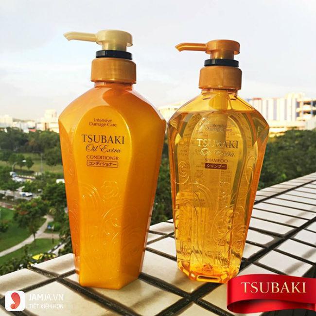 Shiseido Tsubaki Head Spa -Tsubaki màu vàng