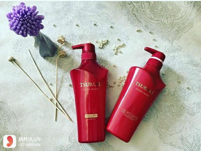 Shiseido Tsubaki Shining -Tsubaki đỏ ảnh1