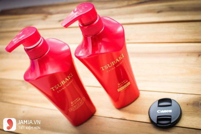 Shiseido Tsubaki Shining -Tsubaki đỏ ảnh2