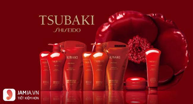 Shiseido Tsubaki Shining -Tsubaki đỏ