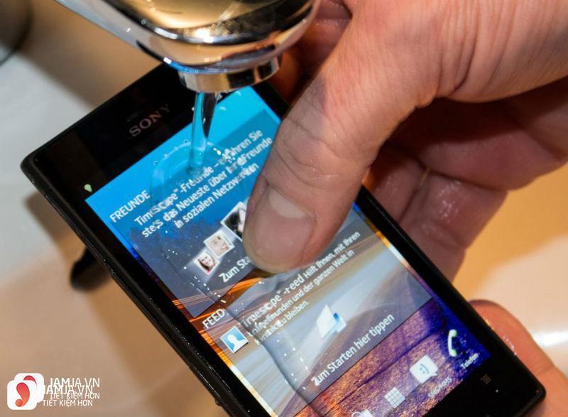 Sony Xperia Acro S ảnh 3