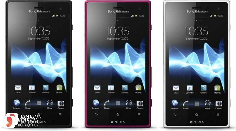 Sony Xperia Acro S ảnh 1
