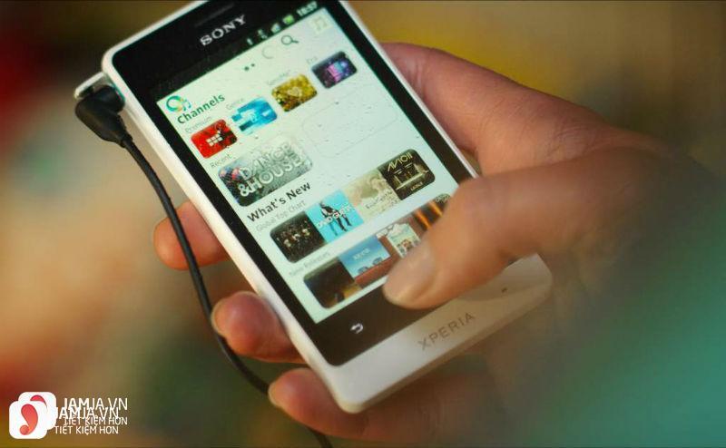 Sony Xperia Go ảnh 2
