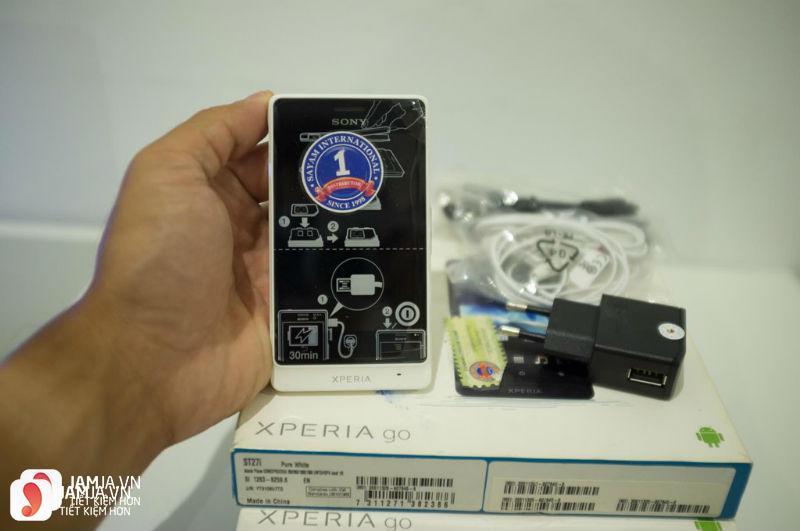Sony Xperia Go ảnh 1