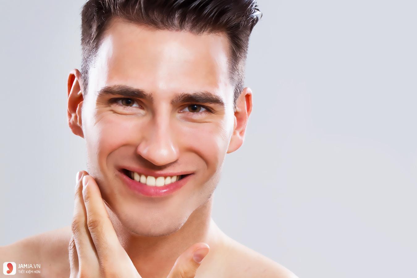 Sự khác nhau giữa làn da của nam giới và nữ giới