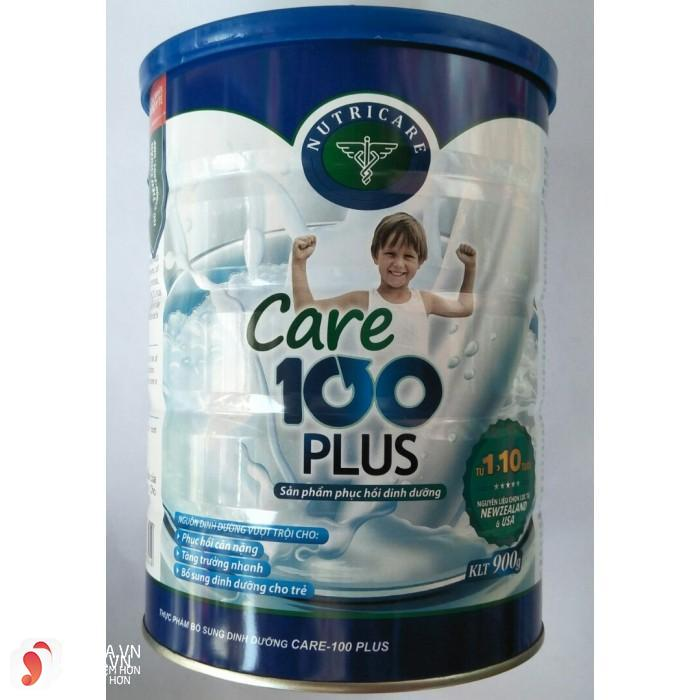 Sữa Care 100 Plus có tốt không 1