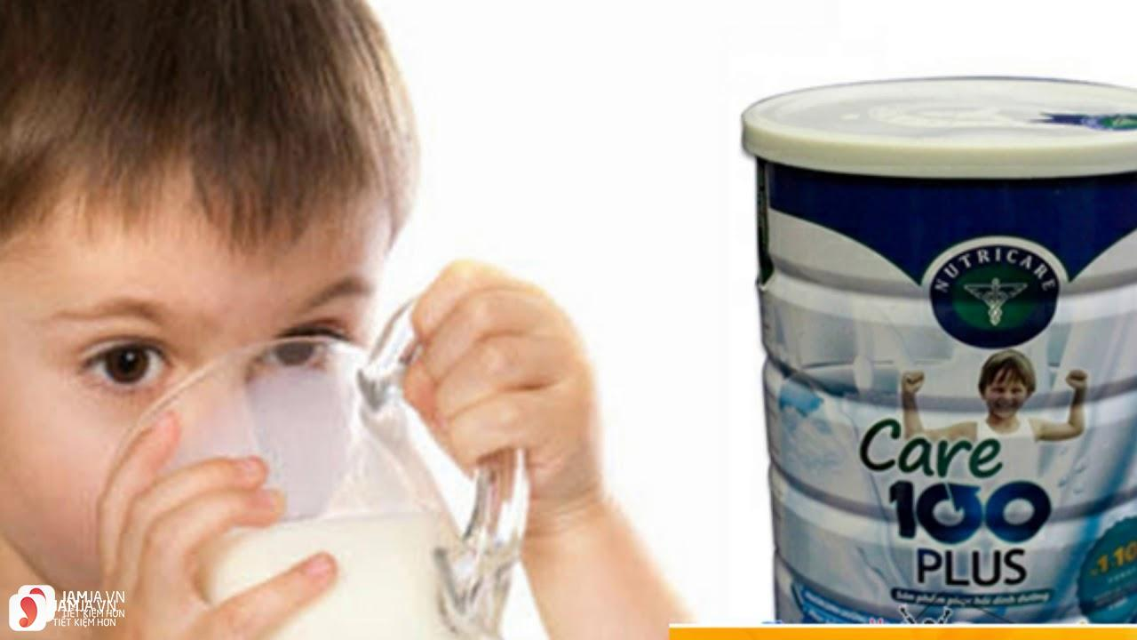 Sữa Care 100 Plus có tốt không 3