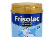 sữa Friso Gold 1 giá bao nhiêu