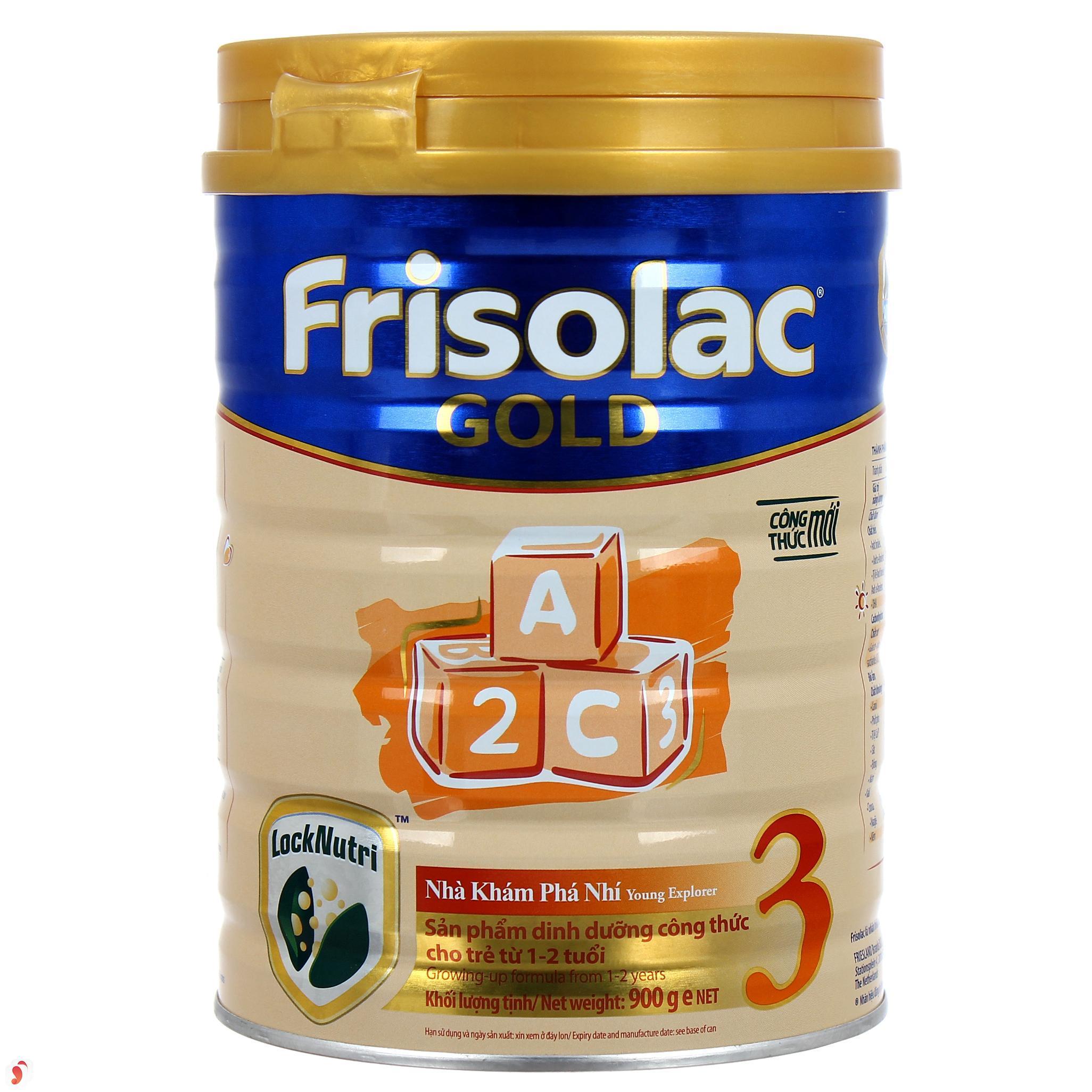 Sữa Frisolac Gold có tốt không 2