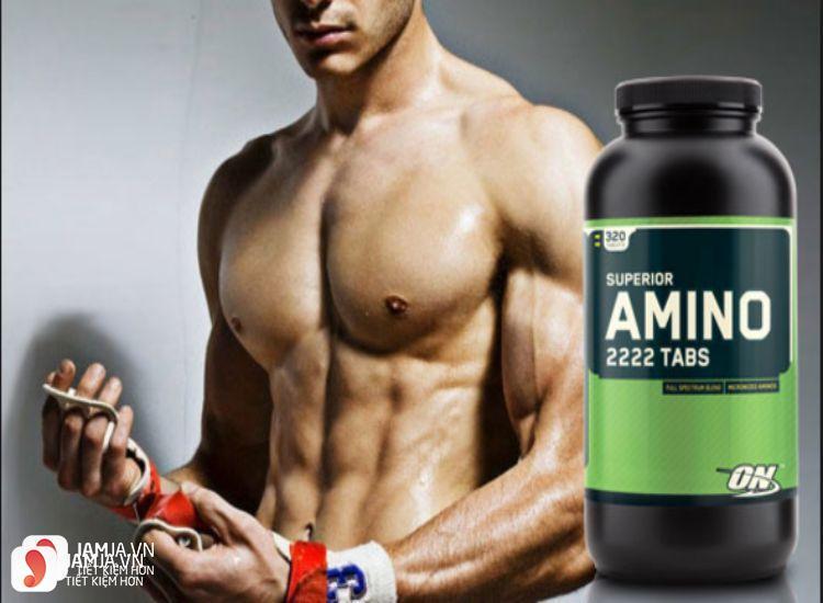 Tác dụng của Amino 2222