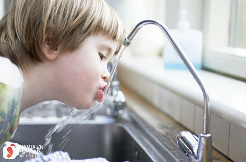 Tại sao nên dùng máy lọc nước?