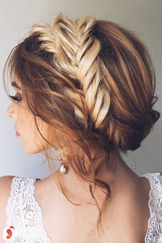 Tết tóc kiểu Pháp