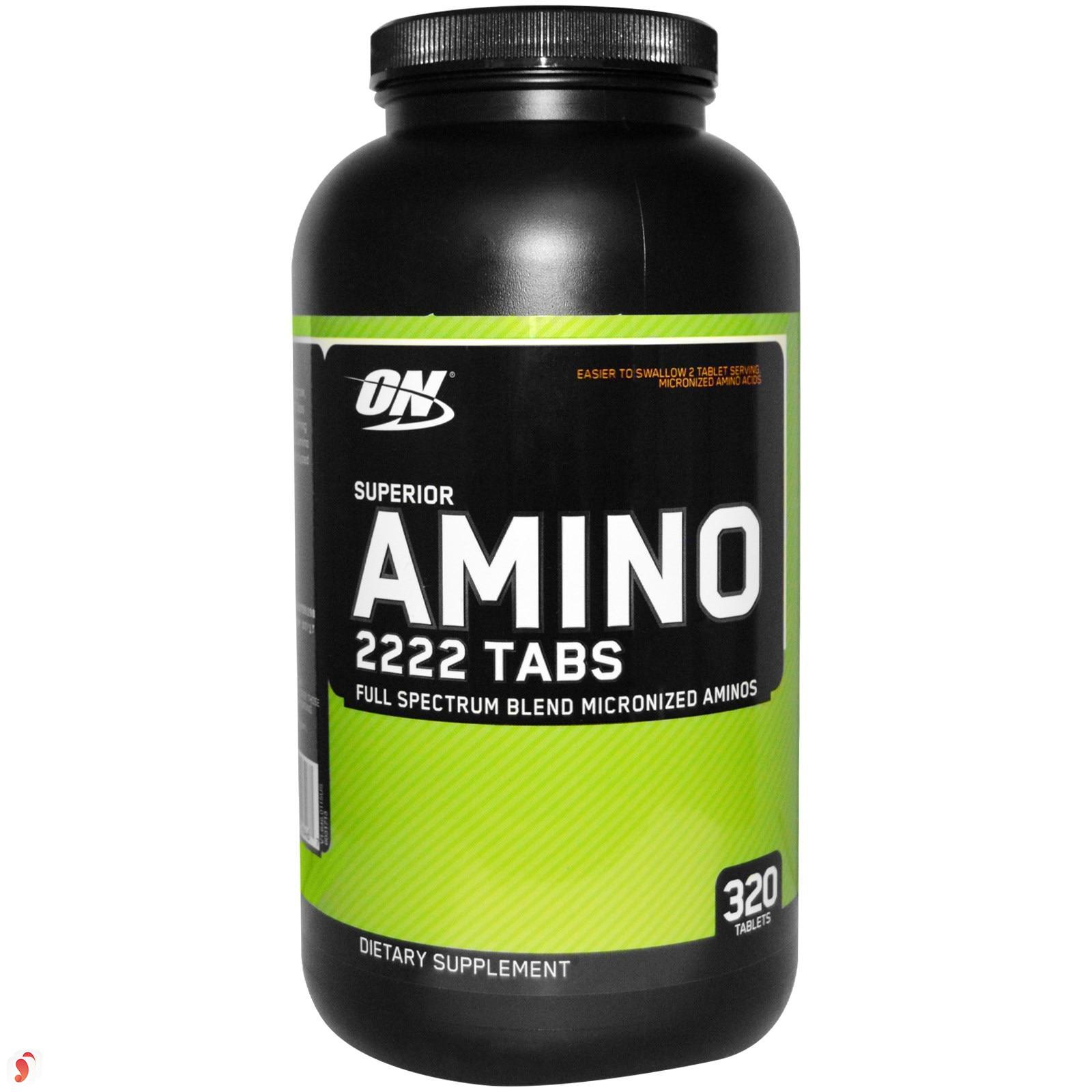 thực phẩm chức năng Amino 2222