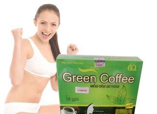 thuốc giảm cân Green Coffee giá bao nhiêu 1