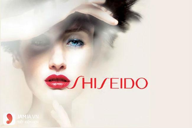 Thương hiệu Shiseido ảnh2