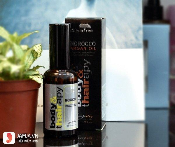 Tinh dầu dưỡng tócMorocco Argan Oil dùng có tốt không?