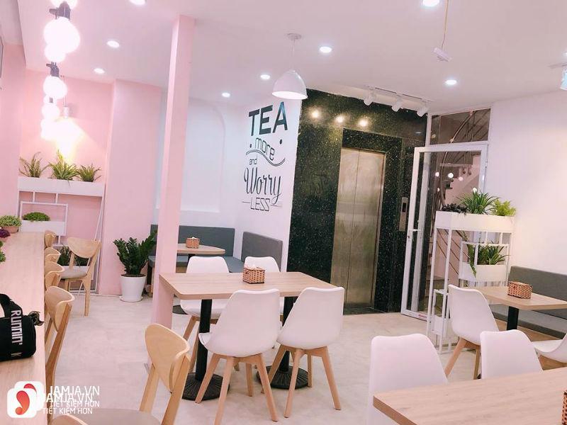 Trà sữa LeeTee - Tea & Juice - Xã Đàm 5