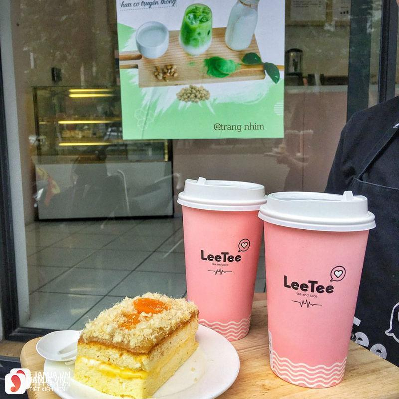 Trà sữa LeeTee - Tea & Juice - Xã Đàm 14