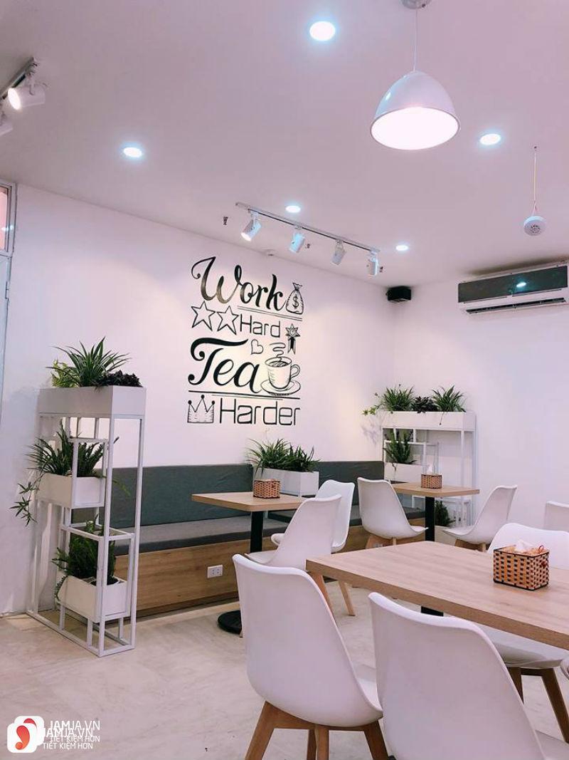 Trà sữa LeeTee - Tea & Juice - Xã Đàm 6