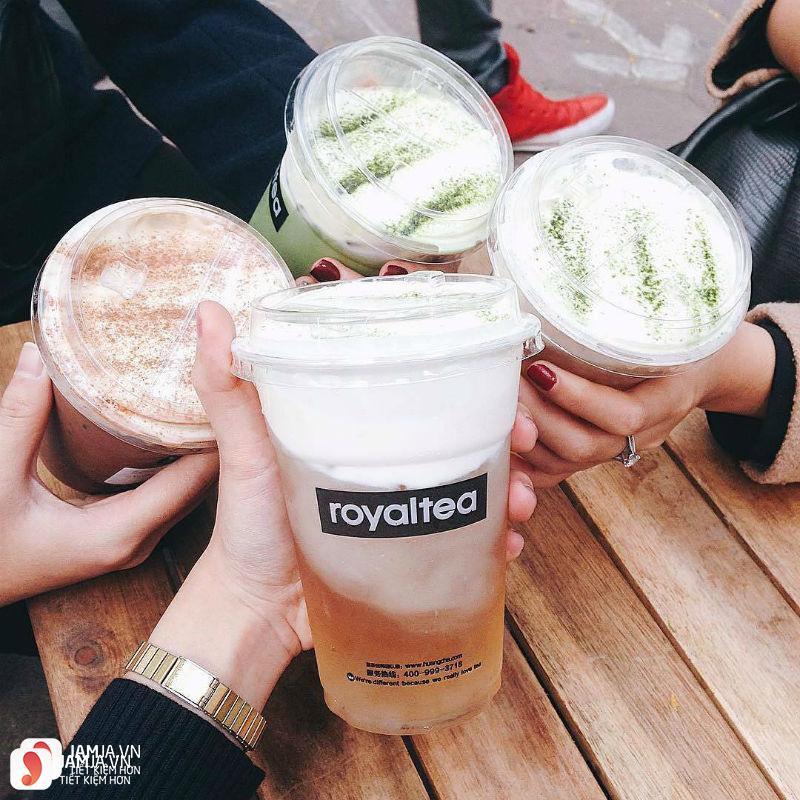 Trà sữa Royaltea - Thái Phiên 13
