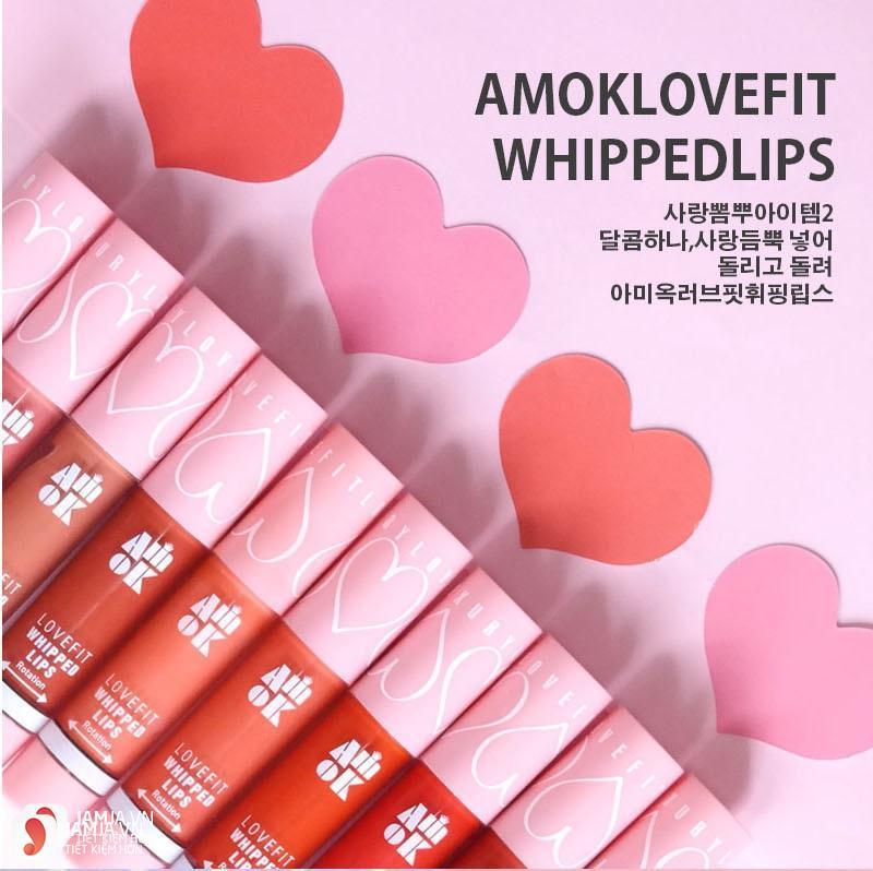 Amok Lovefit Whipped Lips 1