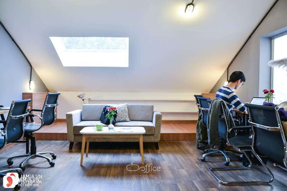 CofficeCoworking Space 1